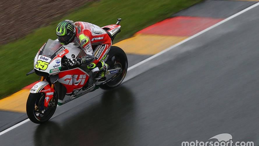 "Crutchlow Admits New Honda Deal ""Has Been Discussed"""