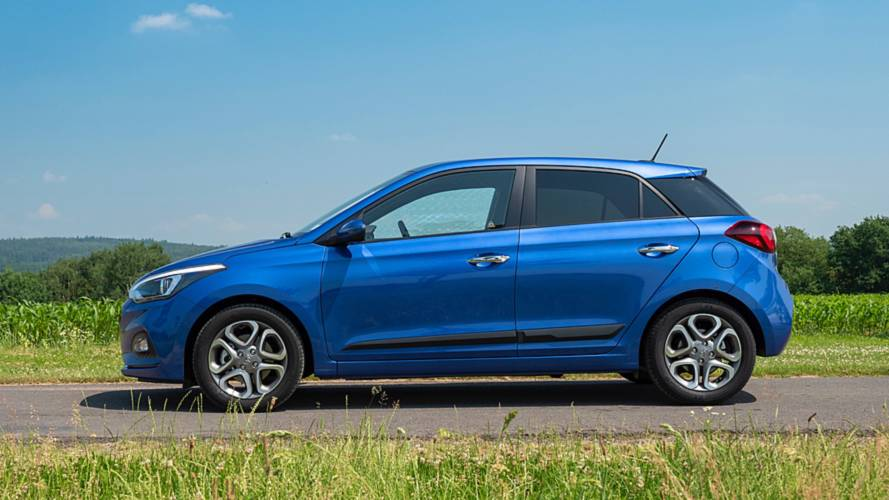 Hyundai reveals i20 refresh details