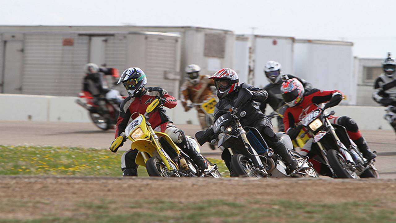 Top 5 Reasons to Ride SuperMoto