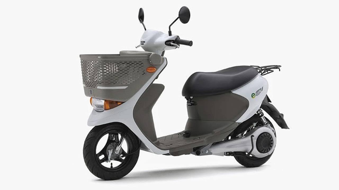 2014 Suzuki e-Let's