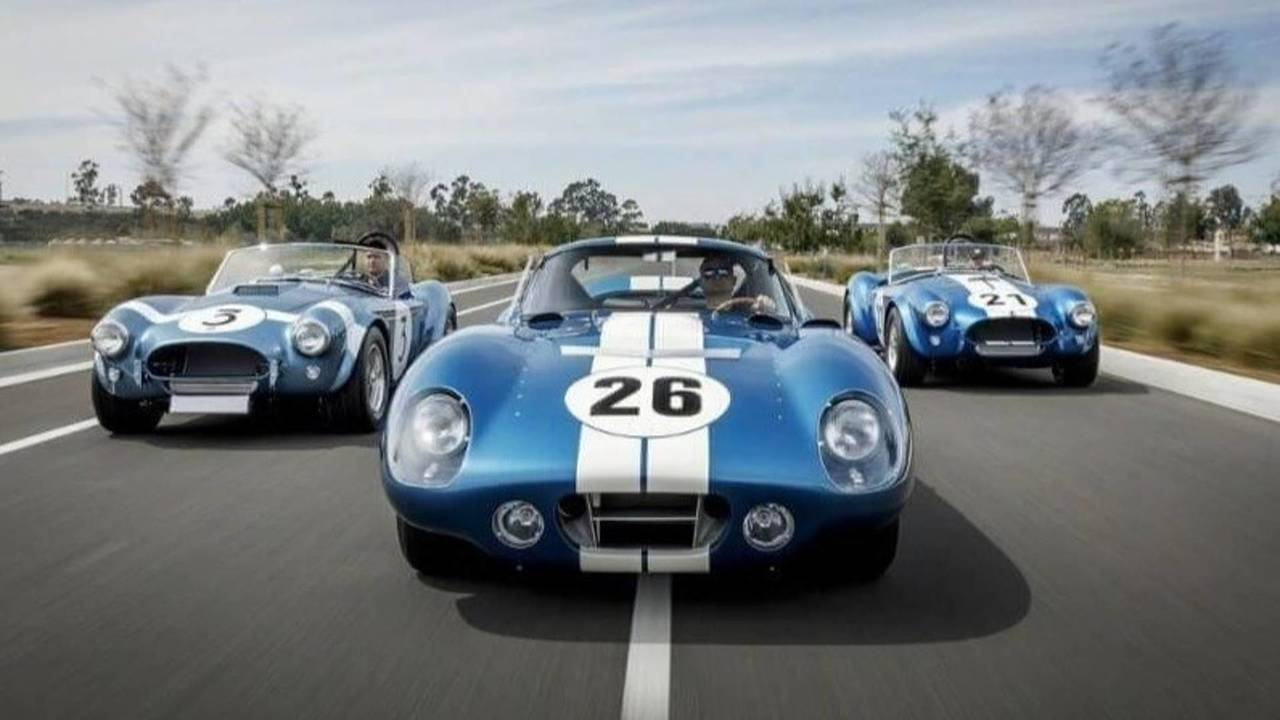 Team Shelby Grand Tour Europe