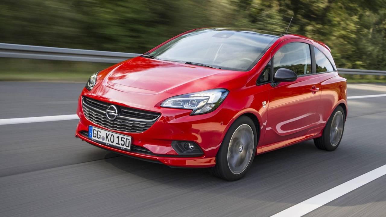 Opel Corsa E (2014 - /)