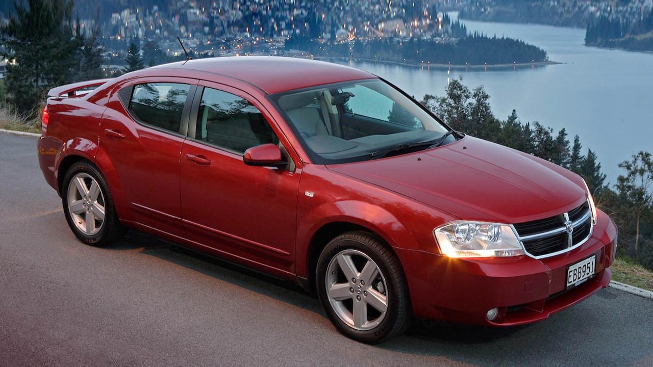 Dodge Avenger: VW