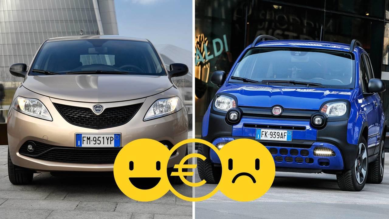 Promozione Fiat Lancia