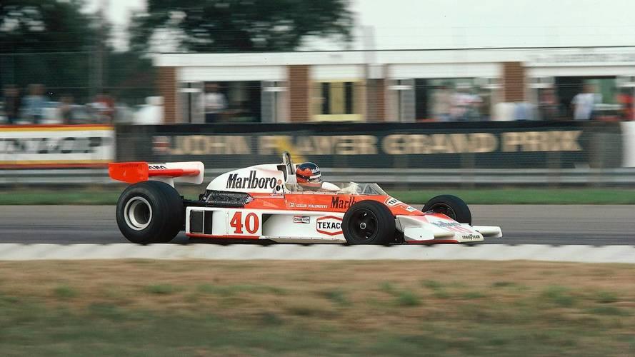 1977 - Le premier Grand Prix de Gilles Villeneuve avec McLaren