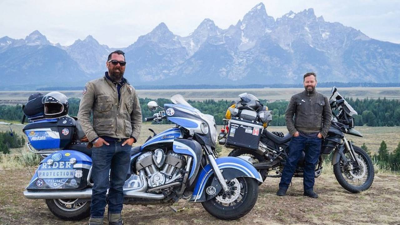 The Allstate Ride for Awareness: Adventures Across 50 States