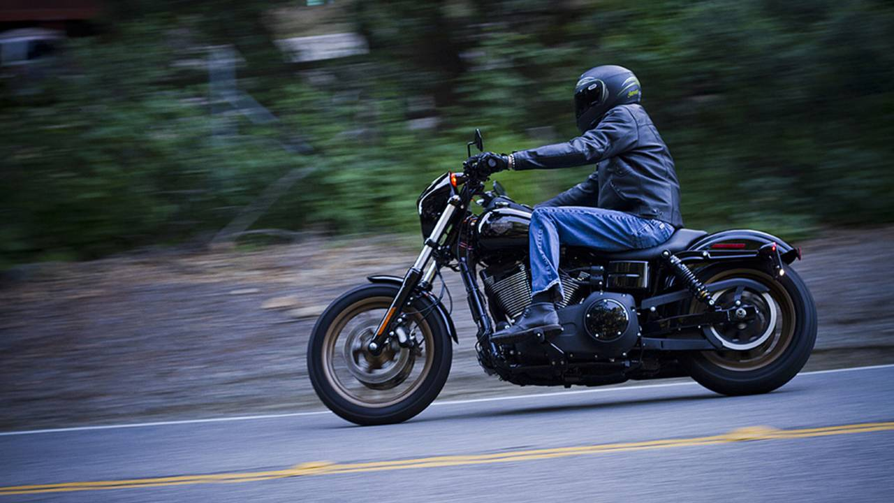 Living with the Harley-Davidson Low Rider S