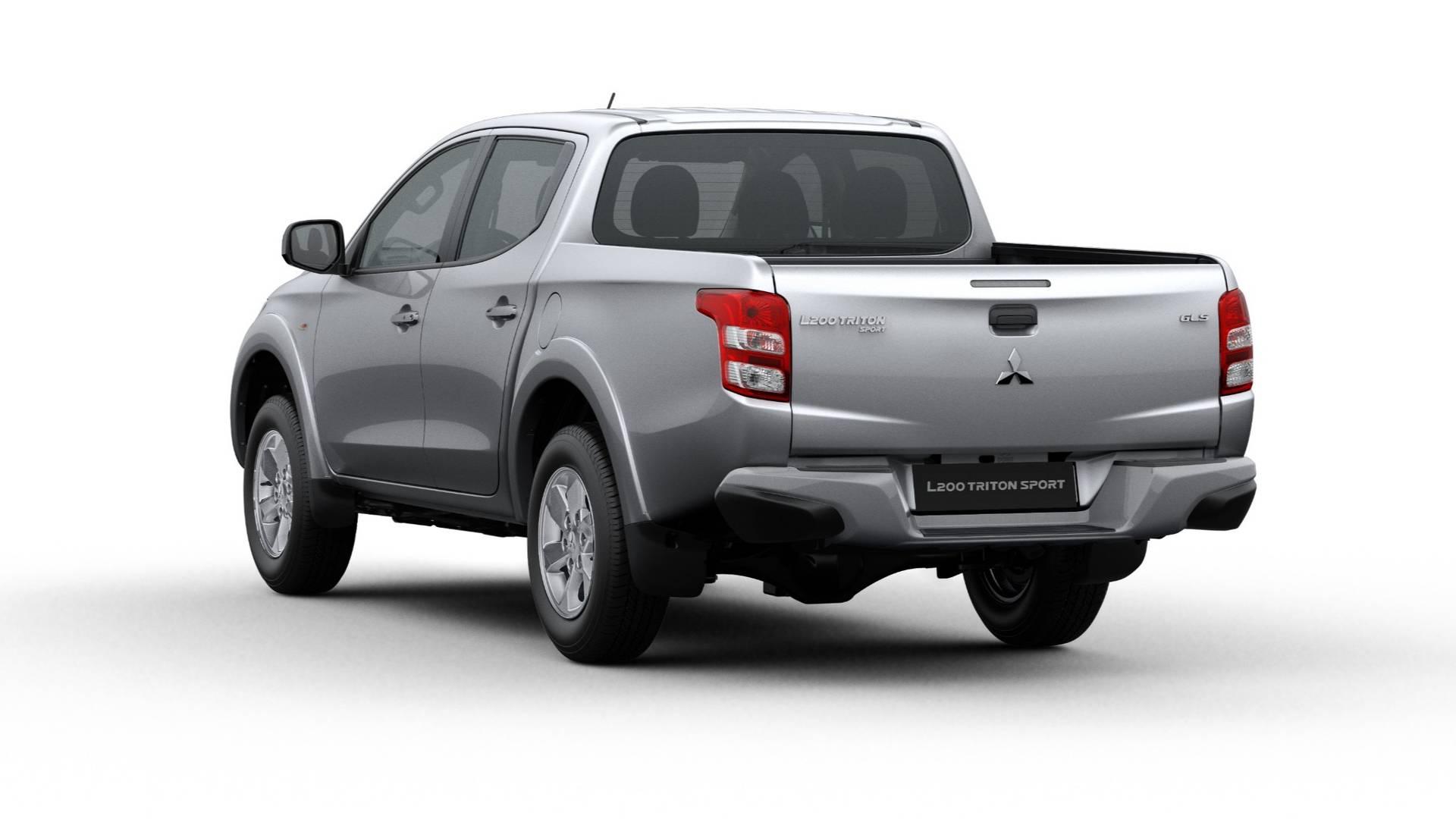 64f2272ef2721 Mitsubishi L200 Triton Sport troca versões na linha 2019 (veja preços)