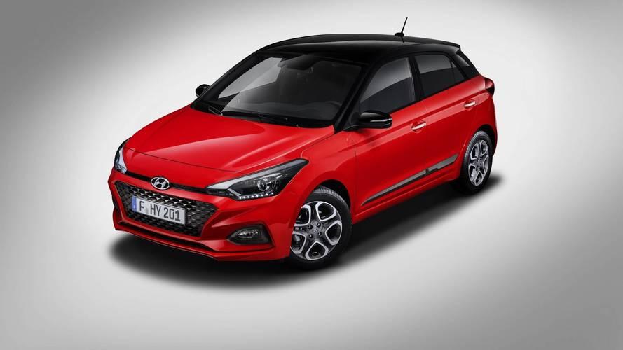 La Hyundai i20 s'offre un restylage