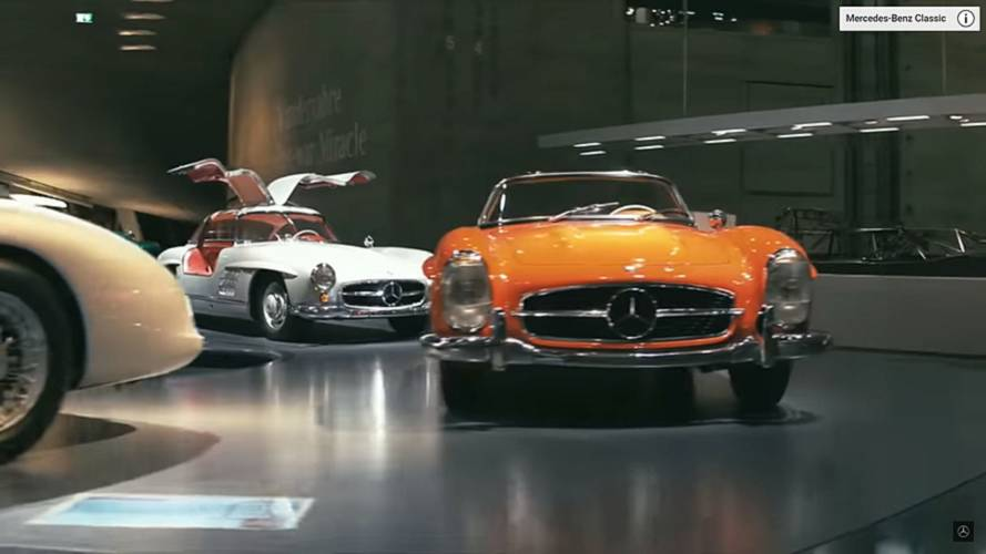 The Mercedes Museum In Stuttgart Is A Merc Lovers Paradise