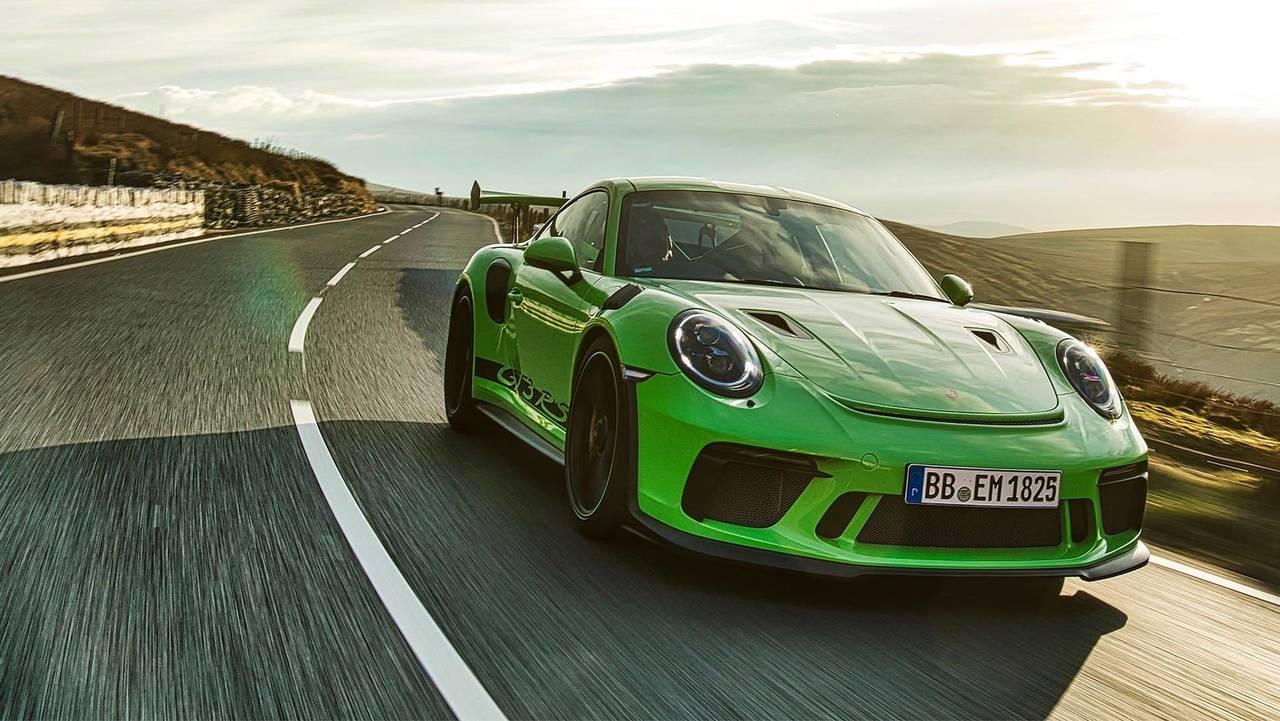 Porsche 911 GT3 RS feature 2