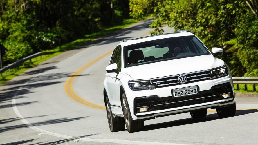Venda de SUVs em agosto: Renovado, VW Tiguan tem melhor resultado em cinco anos