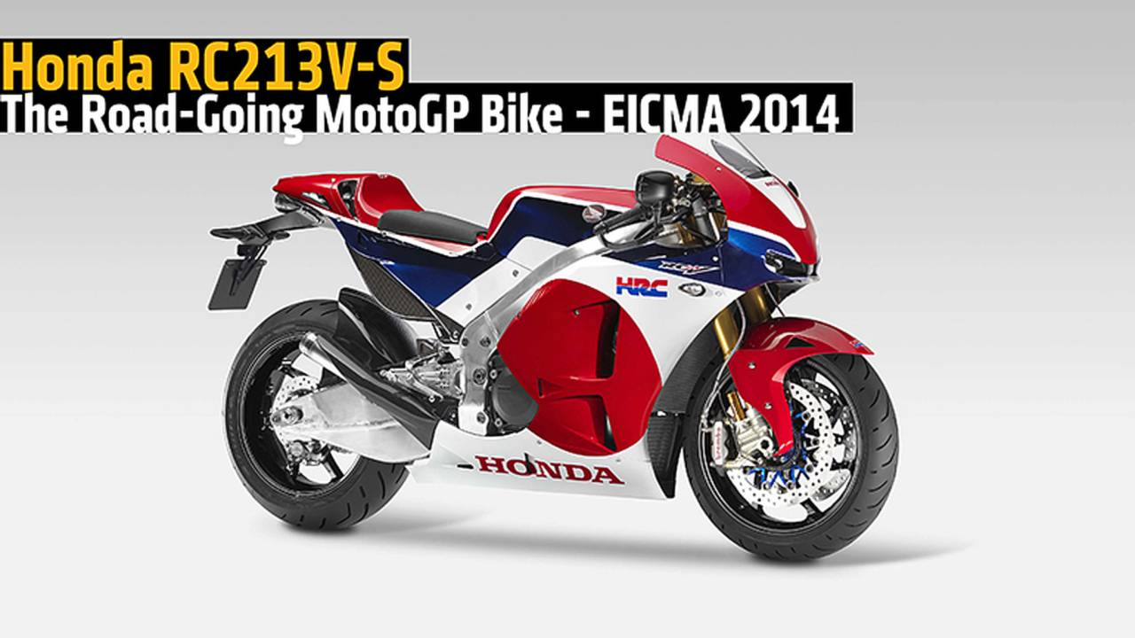 The RC213V-S: Honda's Road-Going MotoGP Bike