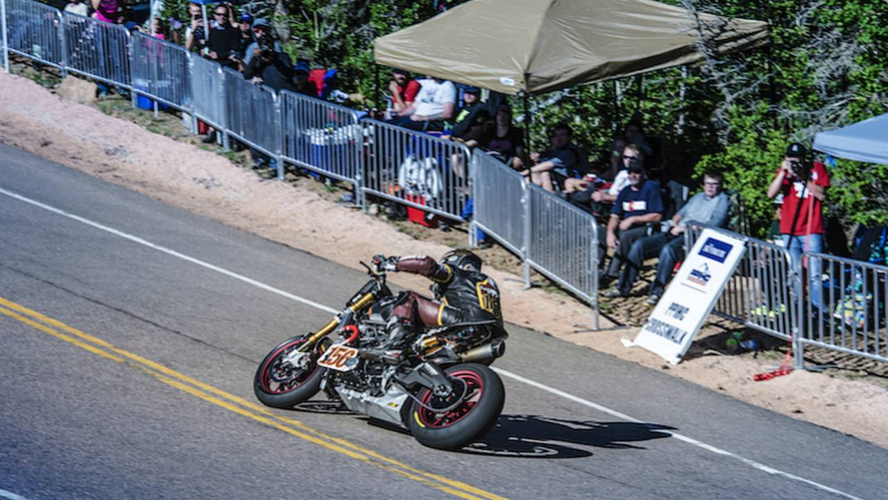 Victory Confirms Return to Pikes Peak Race