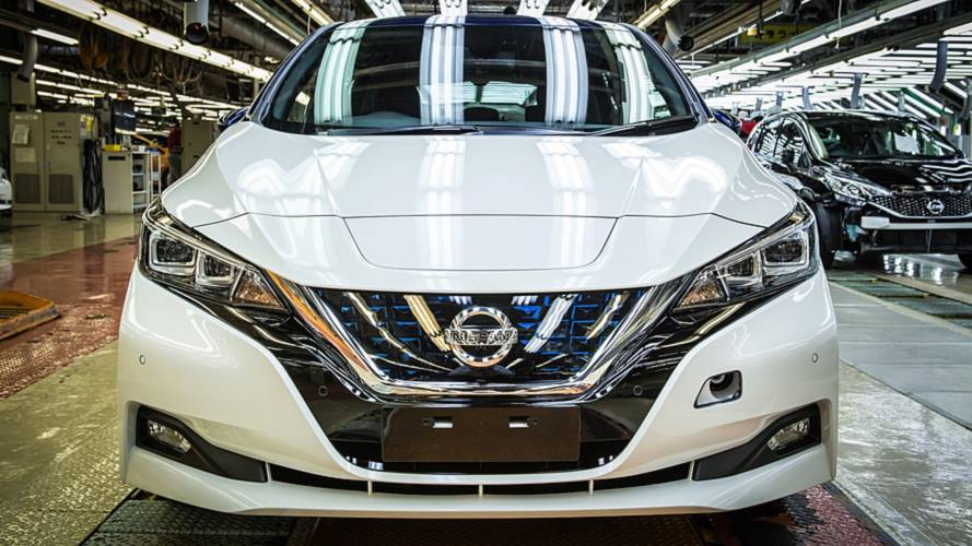 Nissan's European Boss Predicts Electric Car Sales Will Account For 20% Of Automaker's Total Sale By 2020