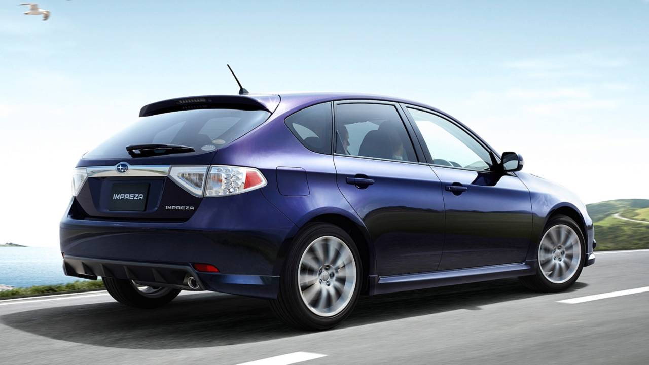 Recall - Subaru Legacy e Outback