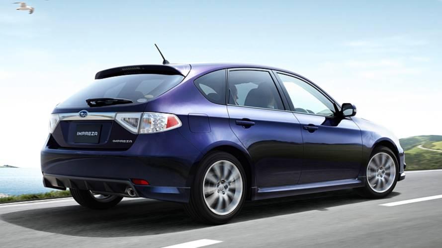 Recall: Subaru convoca Outback e Impreza no Brasil