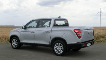 SsangYong Musso im Test