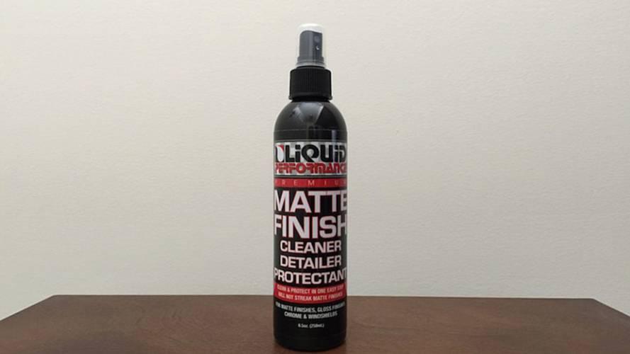 Liquid Performance Matte Finish Cleaner