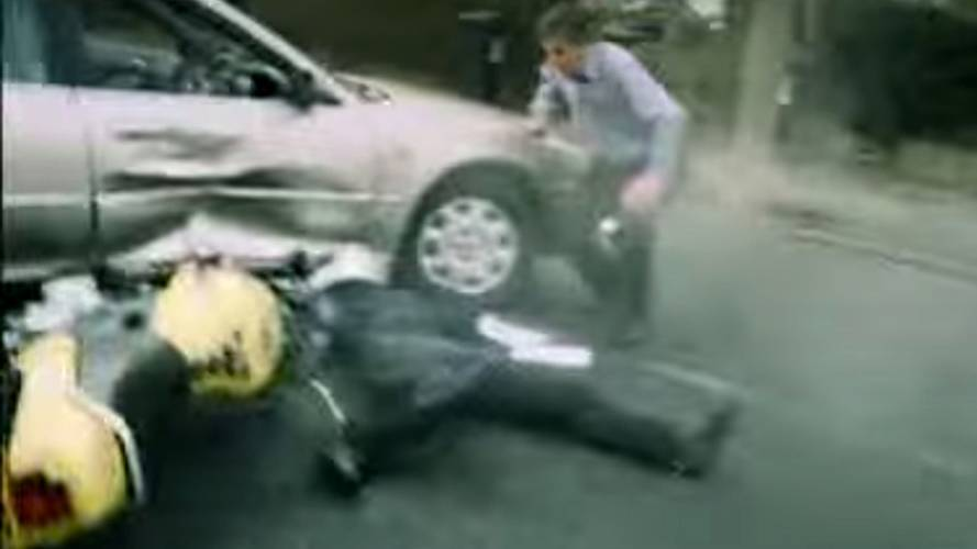 VIDEOS: Do Motorcycle Safety PSA's Really Work?