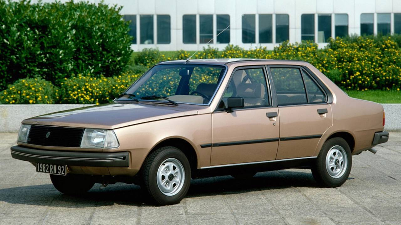 1979 - Renault 18