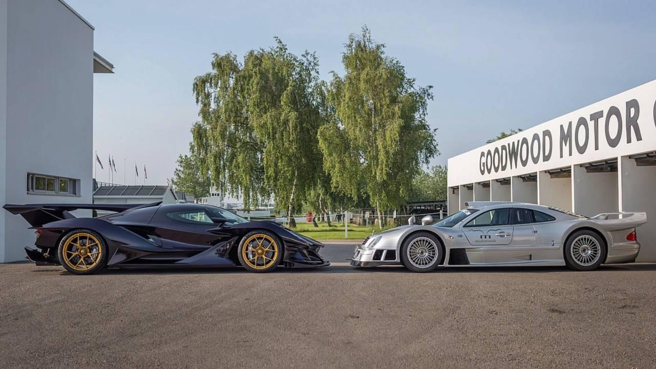 Apollo Automobili - HWA AG partnership
