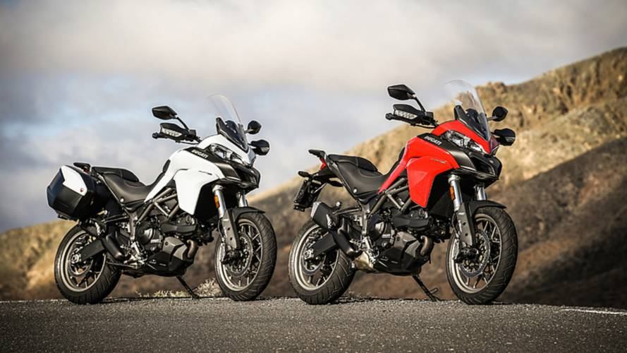Ducati Offers Multistrada 950 Test Rides