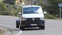Volkswagen Transporter (T7) spy photo
