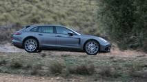 Prueba Porsche Panamera 4S Sport Turismo 2018