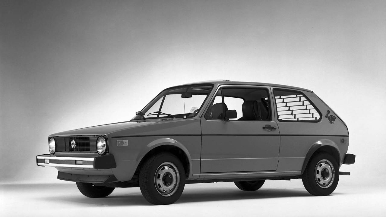 40 Jahre VW Rabbit