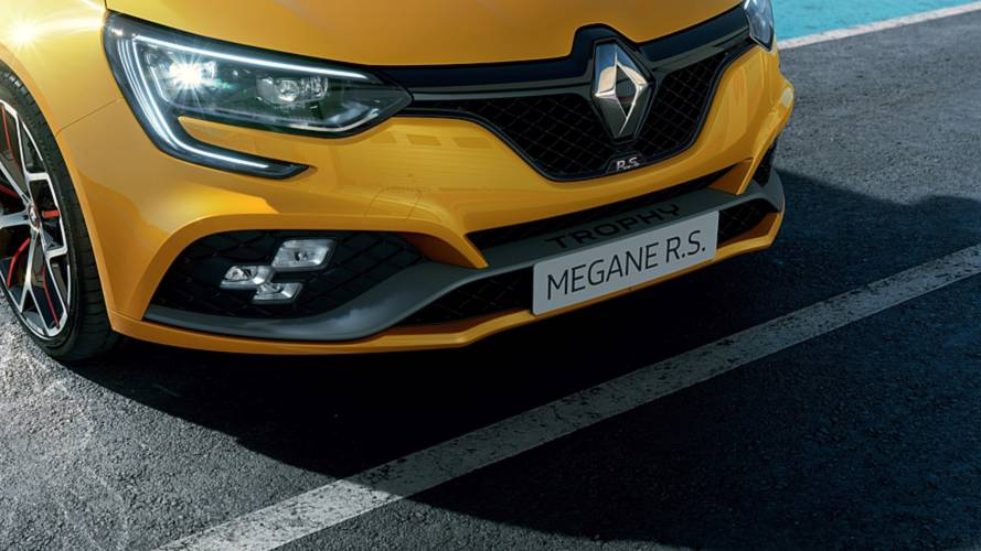 Renault Megane R.S. Trophy 300 2018