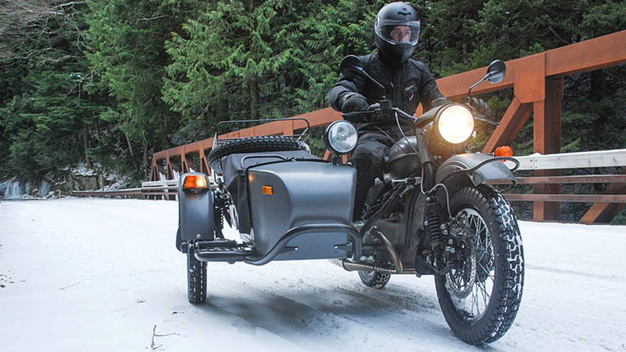 2014 Ural Gear-Up