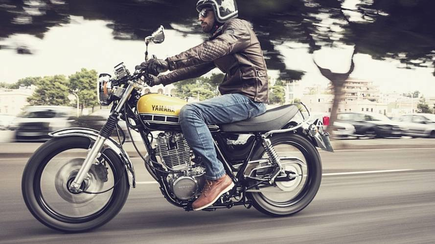 Yamaha Recalls Nearly 2000 SR400s for Leaky Oil Line