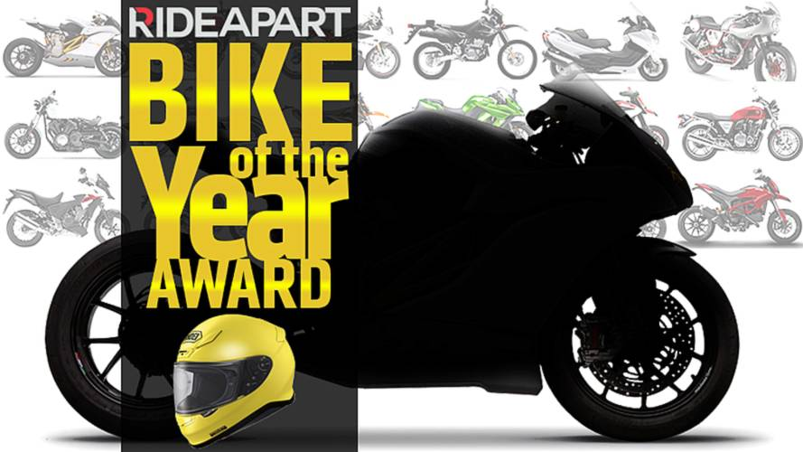RideApart Motorcycle Of The Year Awards