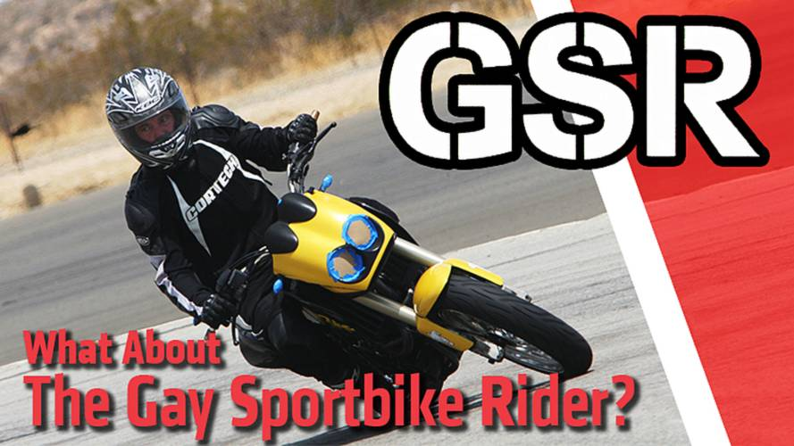 What About The Gay Sportbike Rider?
