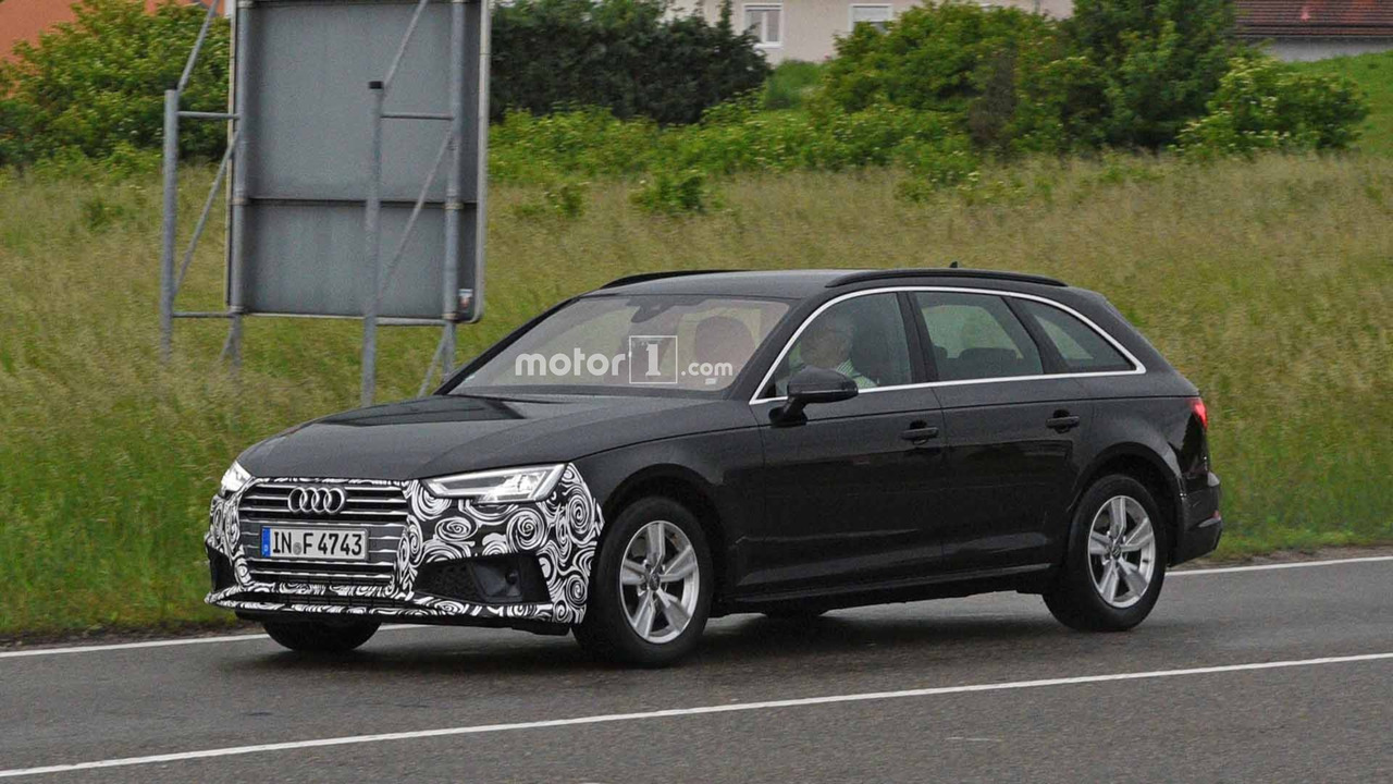 Audi A4 Refresh