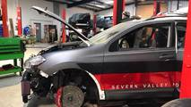 Nissan Qashqai por Severn Valley Motorsport