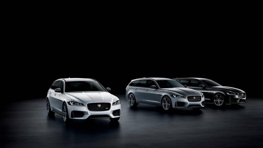 Jaguar XE, XF & XF Sportbrake édition 300 Sport