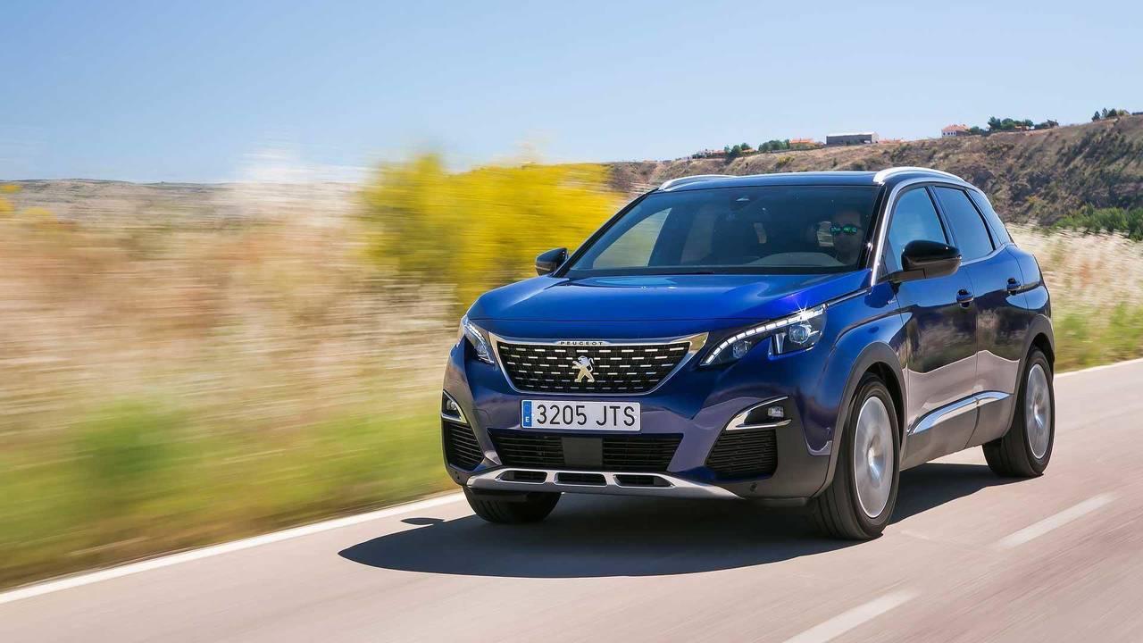 SUV medios: Peugeot 3008 Active PureTech 130 CV S&S
