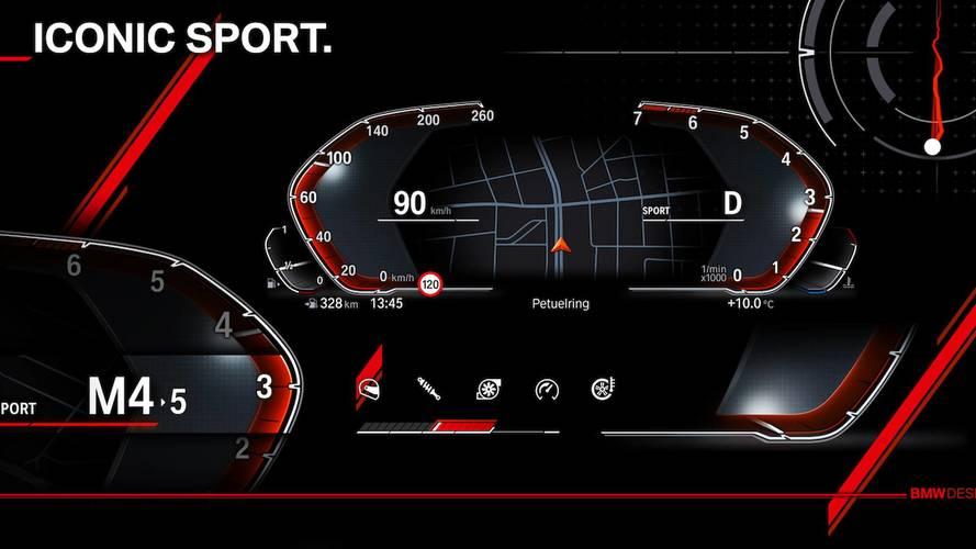 BMW, in arrivo la strumentazione digitale