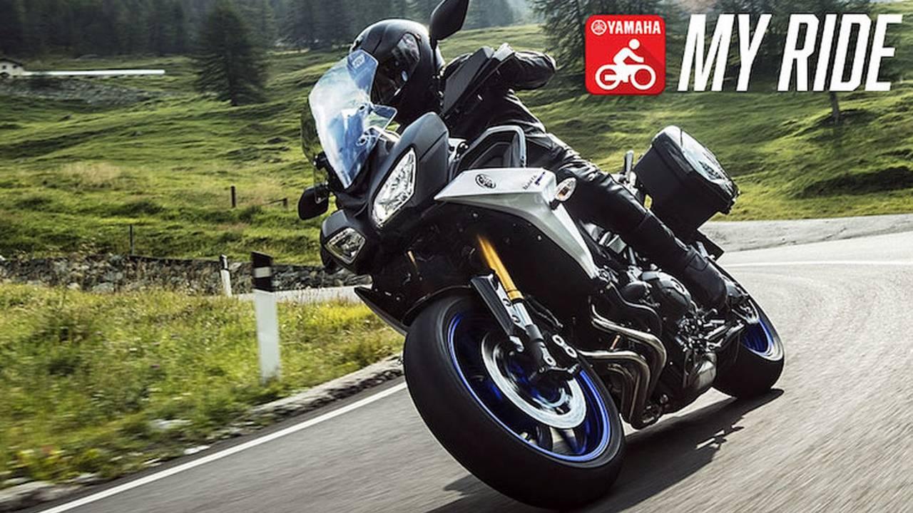 Yamaha Launches New MyRide App