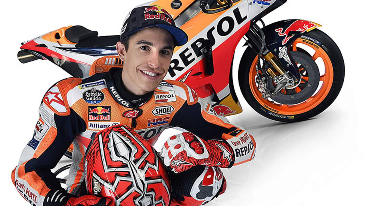Marquez Signs Fresh Two-Year Honda MotoGP Deal