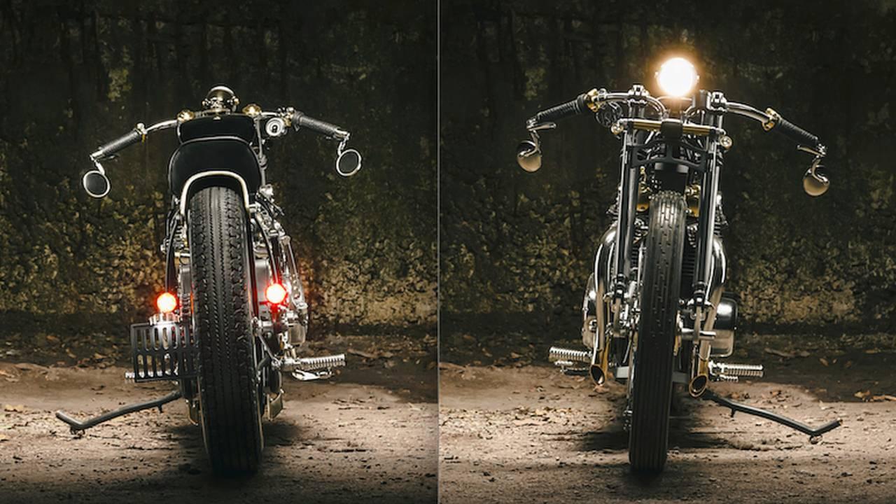 """Bike of the Week: Galaxy Custom's XS650-based """"Duke"""""""
