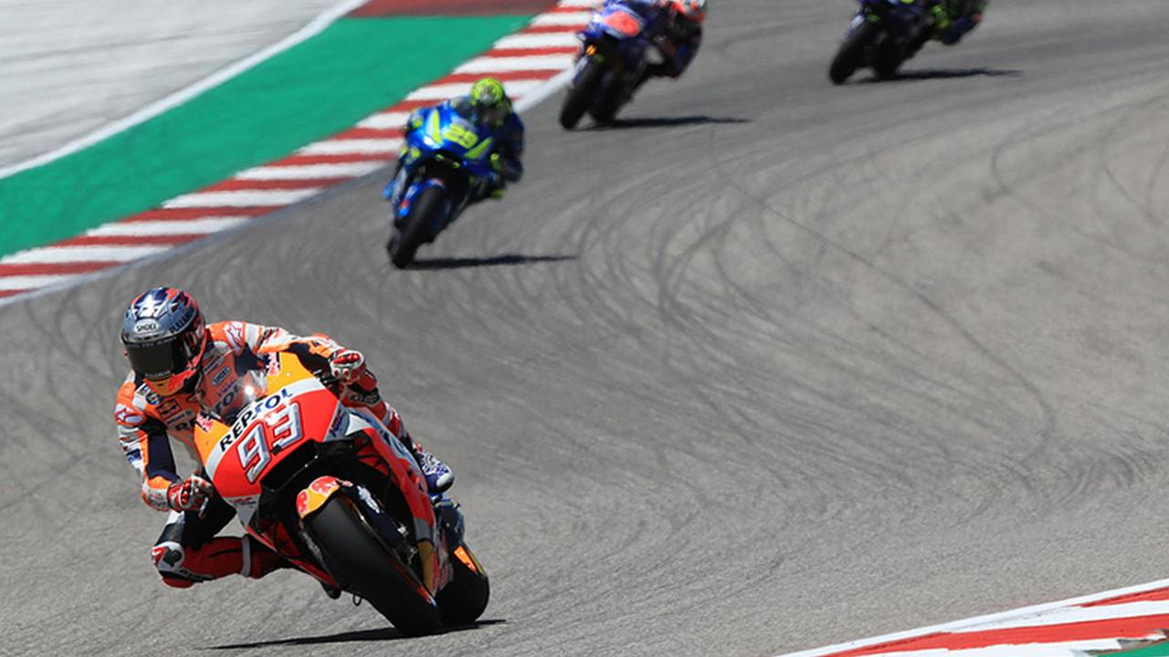 Rossi Finds Strong Honda MotoGP Form