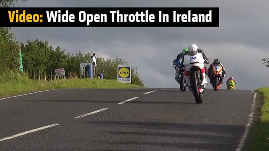 Video: Wide Open Throttle In Ireland