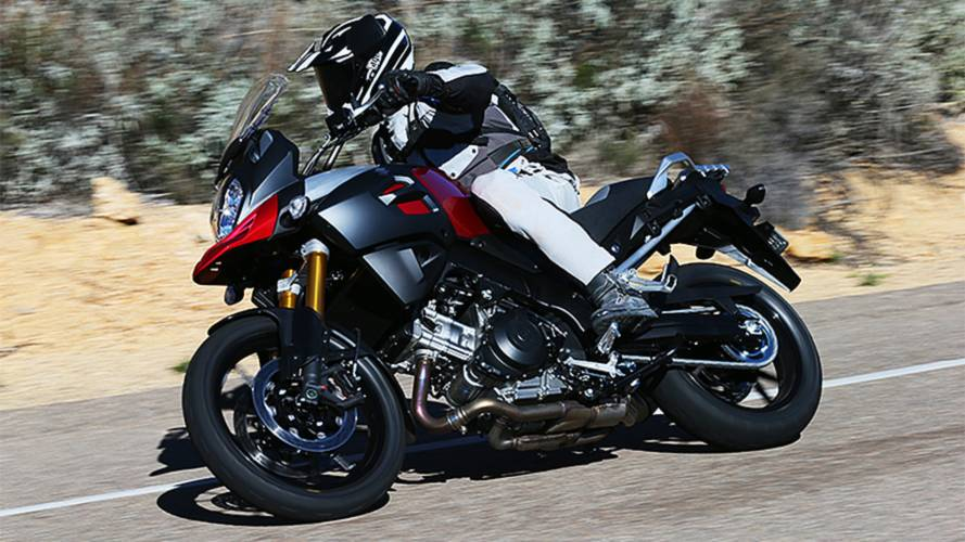 World's Fastest Adventure Bikes