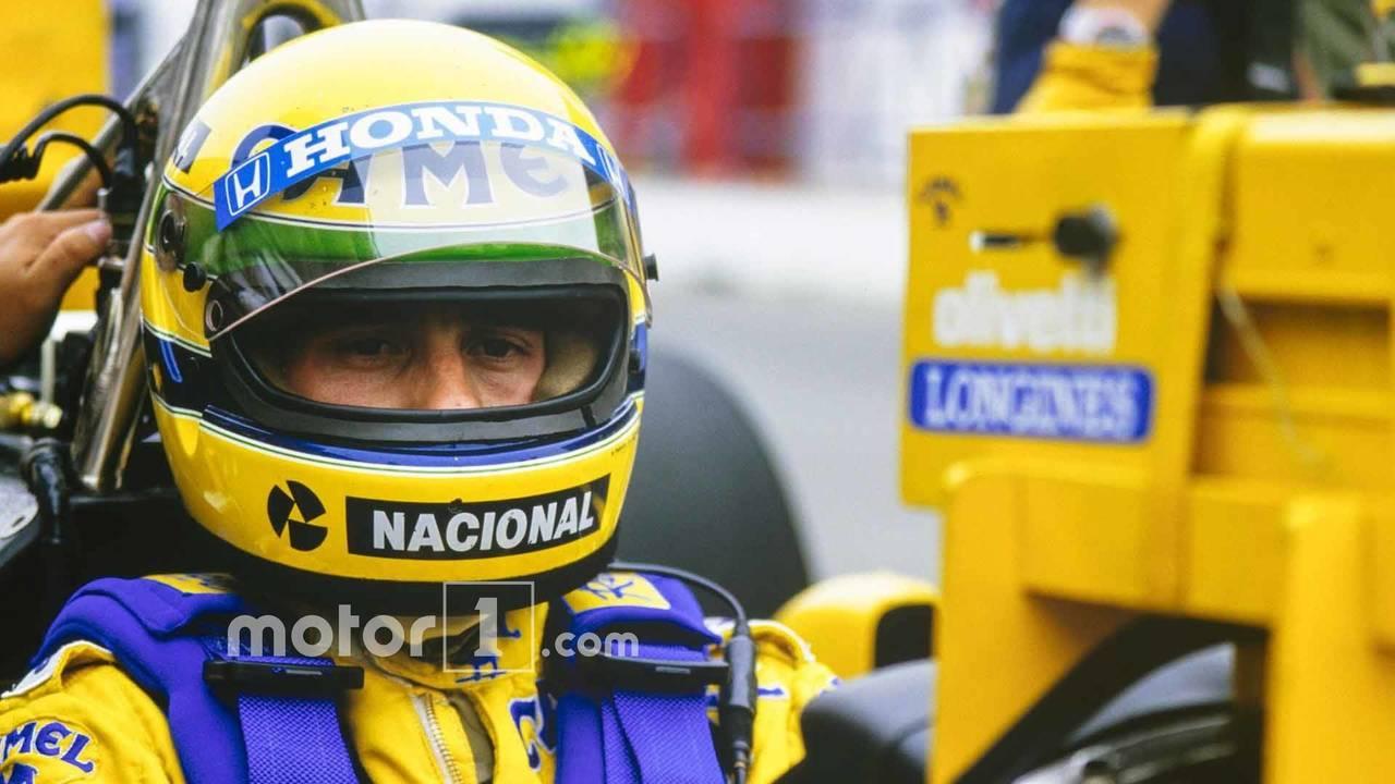 Senna And Honda