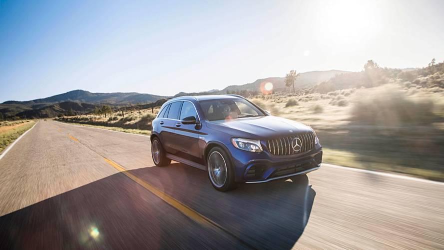 2018 Mercedes-AMG GLC 63