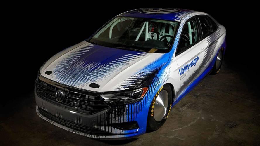 Volkswagen tente de battre un record de vitesse avec la Jetta
