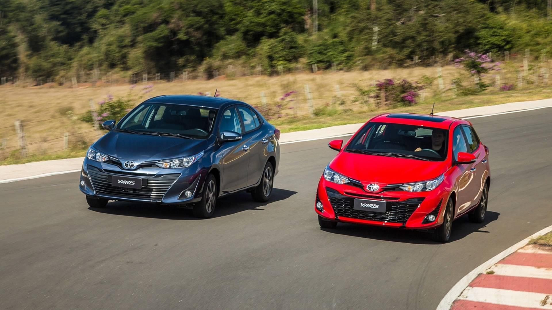 Toyota Yaris Para Pcd Custa A Partir De R 46 533 Confira Tabela